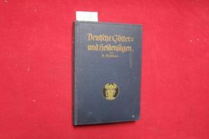 Deutsche Götter- und Heldensagen : Für jung u. alt erzählt von H. Möbius. EUR