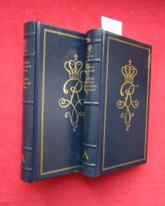 Konvolut aus 2 Bänden: 1) Gespräche Friedrichs des Großen. / 2) Die Briefe Friedrichs des Großen an seinen Kammerdiener Fredersdorf. EUR