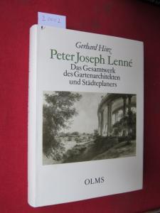 Peter Joseph Lenné : das Gesamtwerk des Gartenarchitekten und Städteplaners ; 2 Teile [gebunden in 1]. EUR