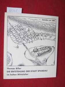 Die Entstehung der Stadt Spandau im hohen Mittelalter. EUR