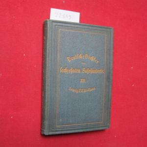 Die Schauspiele der Englischen Komödianten in Deutschland. Deutsche Dichter des 16. Jahrhunderts. 13. Band. EUR