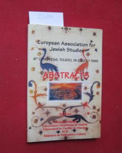 Abstracts : 6th Congress, Toledo, 19-23 July 1998. EUR