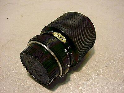 C490/ Tokina SD, Objektiv 1 : 4 - 5.6; 70 - 210 mm Durchmesser 52 mm