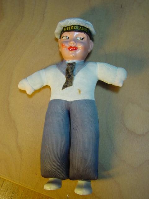 A572/ Seemann Puppe,  Seemannpuppe