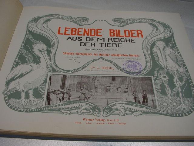 C436/ Buch ca. 1900