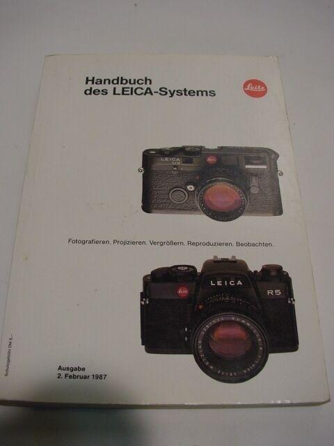 E145/ Handbuch des Leica Systems