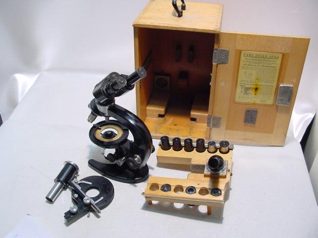 D64 mikroskop carl zeiss jena antik.de