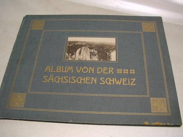 C388/ Album von der sächsischen Schweiz