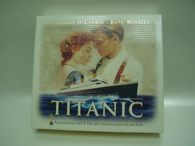 B926/ Titanic  VHS Sonderausgabe Filmstreifen Fotos