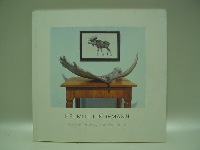 B931/ Buch Helmut Lindemann Malerei Skulpturen