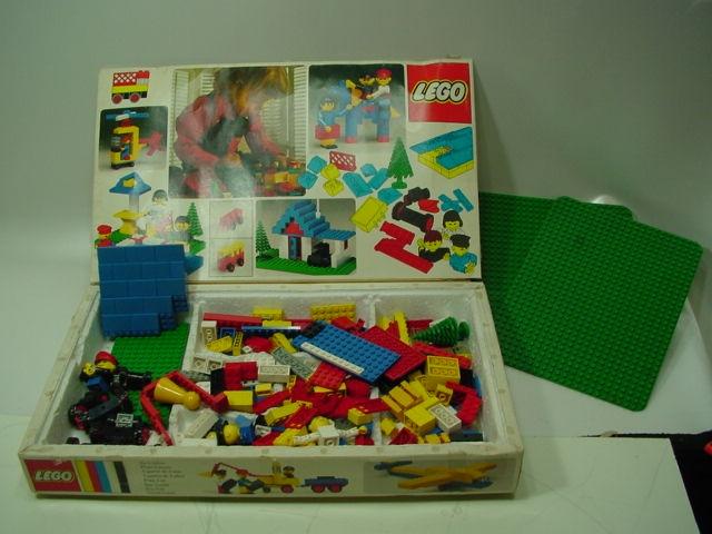 B693/ Legokasten gebraucht Lego