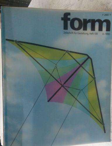 E685/ Form Zeitschrift für Gestaltung Sammlung