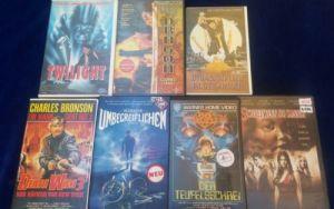 E829/ VHS Sammlung