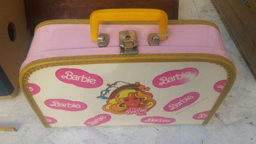E836/ alter Barbie Koffer