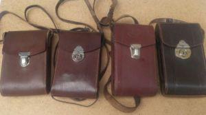 E857/ Kamerataschen für Balgenkameras Fototaschen