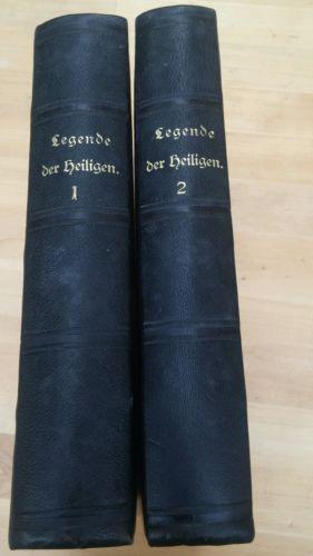 E700/ Legende der Heiligen 2 Bände