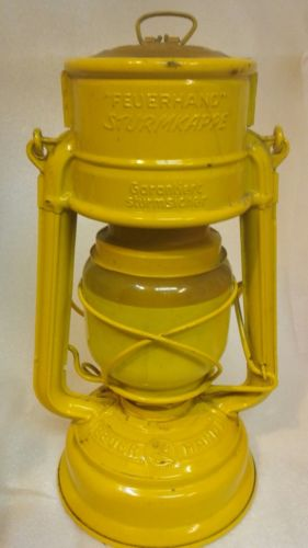 C424/Feuerhand 276 Sturmkappe Sturmlaterne Petroleum Lampe