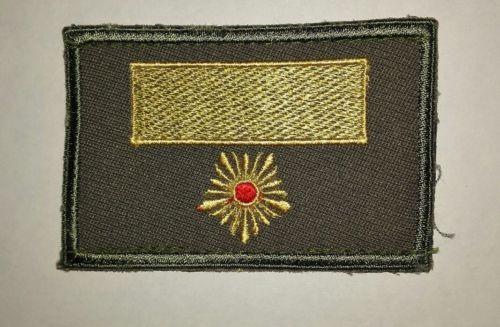 E948/ Marschall   DDR Dienstgradabzeichen  Felddienstuniform