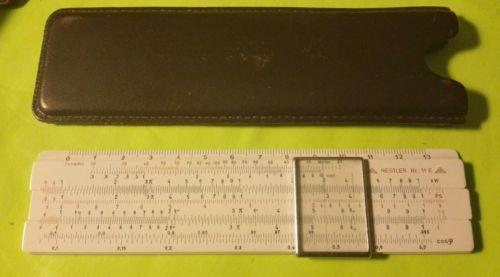 E970g/ Rechenschieber Nestler Nr. 11E