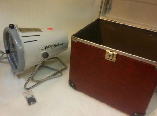 E790/ Unisol Heillampe Wärmelampe Heilsonne im Koffer