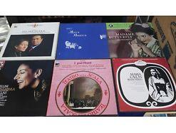 E78/ Sammlung Vinyl Maria Callas