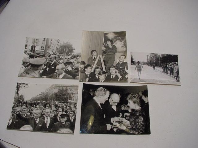 E125/ 5 x Pressefotos