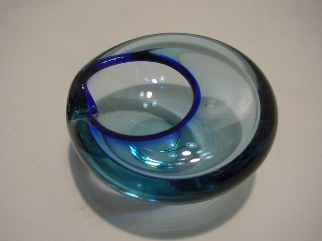 DD260/ Kleiner Glas Aschenbecher