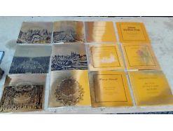 E95/ Sammlung Vinyl Singles Colloquium Aureum 12x 0