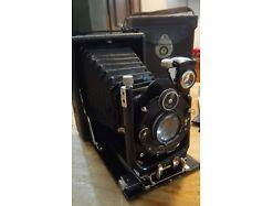 E110/Ihagee Plattenkamera 9x12cm mit Anastigmat 4,5/13,5cm