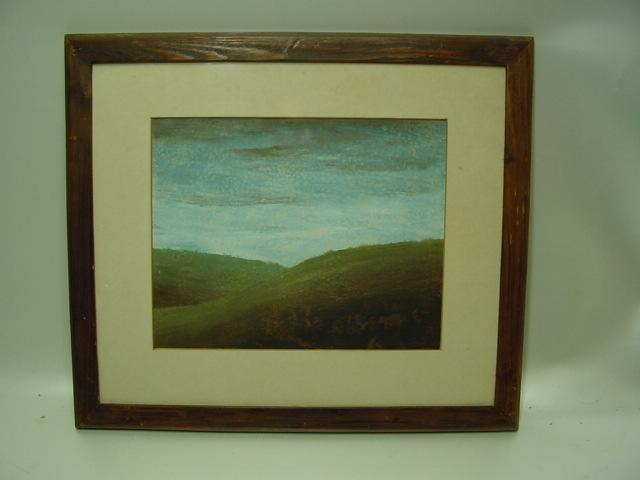 GB883/ Moderne Landschaftsmalerei