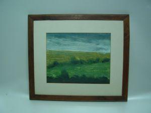 GB882/ Moderne Landschaftsmalerei Gouache