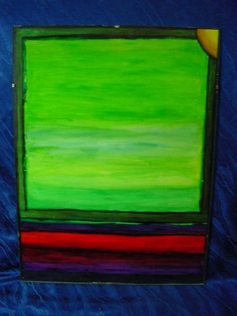 GB110/ Bild moderne Malerei