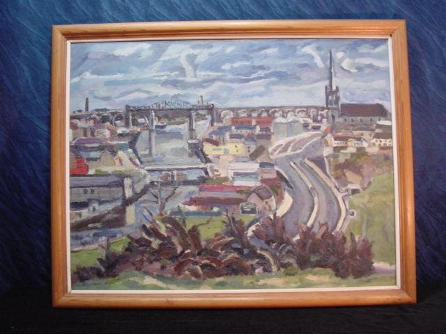 GB116/ View of Drogheda Daniel Danny Breen