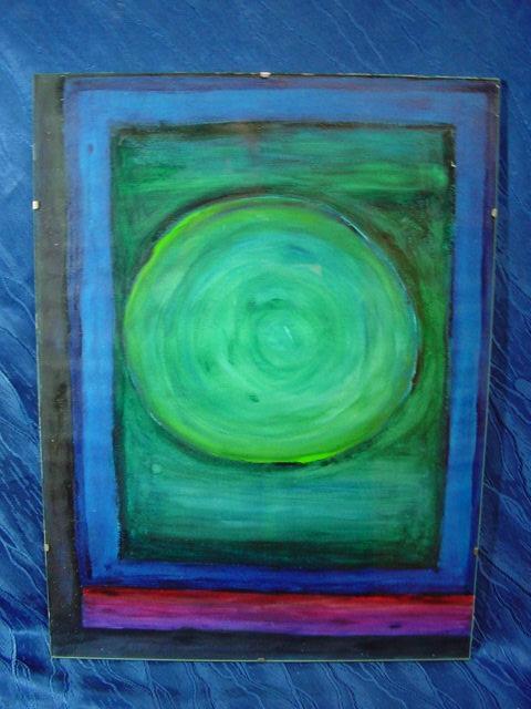 GB115/ Bild moderne Malerei