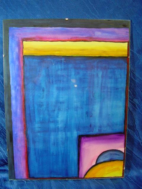 GB112/ Bild moderne Malerei