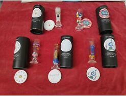 E186/ Schnapsgkas Sammlung von Ritzenhoff - 7 Gläser
