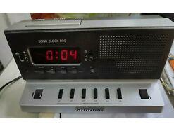 E194/ Grundig Sonoclock 800 Radiowecker