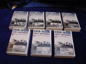 E438/ der 1. Weltkrieg 1914- 1918 VHS