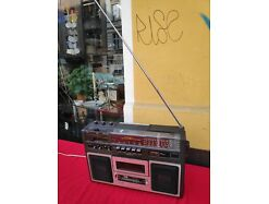 E287/Vintage Koffer-Radio - Recorder Philips 22AR774