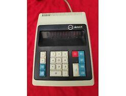 E283/ Vintage BLAURING electronic M Elektronenrechner Typ 1100-12M