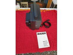 E321/ Bauer T 51 super 8 Filmprojektor