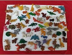 E 306/ SCHLEICH Classics & Minis  Tier Figuren Gummi Tiere