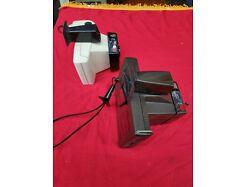 E346/ Vintage - alte Polaroid Land Camera Zip und Swinger Modell 20 3