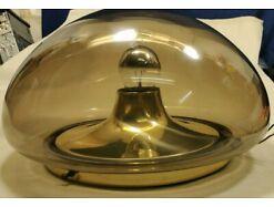 E422/ 60er 70er Jahre Deckenlampe Wandlampe Plafoniere Deckenlampe Space Age 60s 2