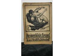 E500/ Der ungesühnte Frevel an Luther, Lessing, Mozart u. Schiller, München 1931
