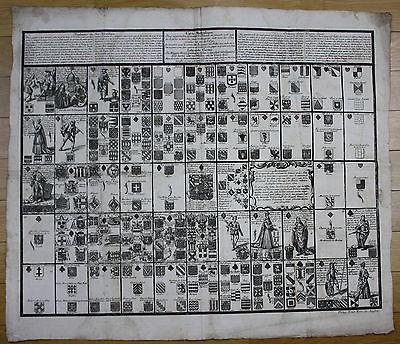 1740 Kartenspiel Spielkarten playing cards Würfelspiel Spiel game jeu de l'oie