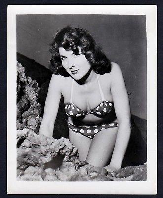 1960 Unterwäsche lingerie Erotik nude Dessous vintage pin up Foto photo Bikini