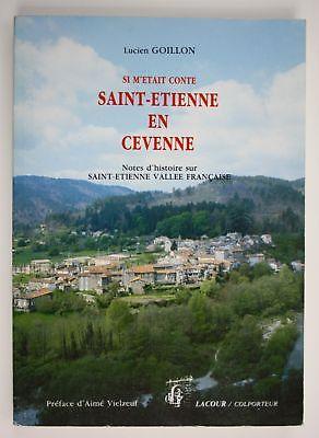 Lucien Goillon Si M'Etait conte Saint-Etienne en Cevenne francais französisch