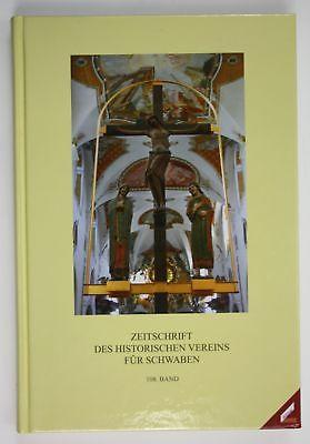 Christof Paulus Zeitschrift des Historischen Vereins für Schwaben 108. Band