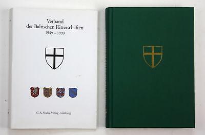 1999 Verband der Baltischen Ritterschaften 1949-1999. Baltikum Ritter